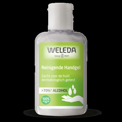 Weleda Reinigende Handgel 80ml of 250ml