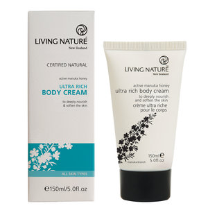 Living Nature Ultra Rich Body Cream 150ml