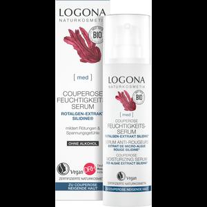 Logona [med] Couperose Hydraterend Serum 30ml