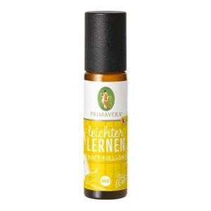 Primavera Focus & Leren Aroma Roll-on 10ml
