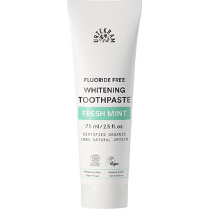 Urtekram Fresh Mint Whitening Toothpaste 75ml