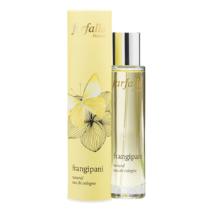 Farfalla Natural Eau de Cologne Frangipani 50ml