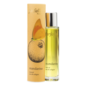 Farfalla Natural Eau de Cologne Mandarine 50ml