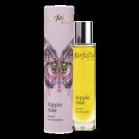 Farfalla Natural Eau de Parfum Hippie Rose 50ml