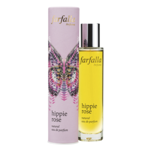 Farfalla Natural Eau de Parfum Hippie Rose 50ml
