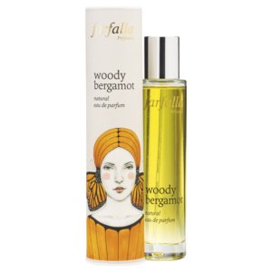 Farfalla Natural Eau de Parfum Woody Bergamot 50ml