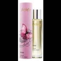 Farfalla Natural Eau de Cologne Rose 50ml