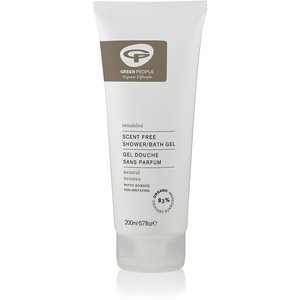 Green People Neutral Scent Free Shower & Bath Gel 200ml