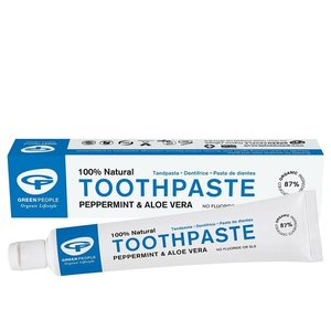 Green People Peppermint & Aloe Vera Toothpaste 50ml