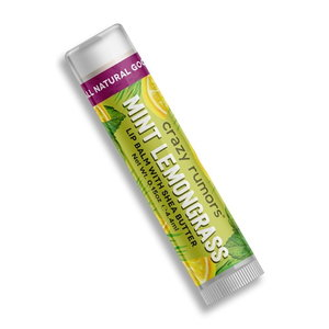 Crazy Rumors Lip Balm Mint Lemongrass 4.4ml