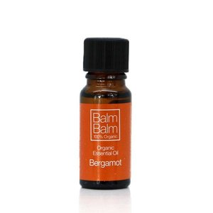 Balm Balm Organic Essential Oil Bergamot 10ml