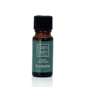 Balm Balm Organic Essential Oil Eucalyptus 10ml