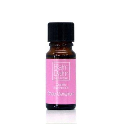 Balm Balm Organic Essential Oil Rose Geranium 10ml