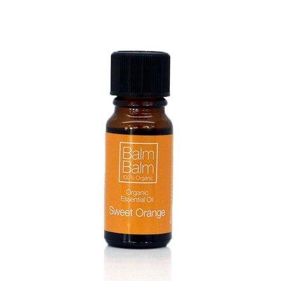 Balm Balm Organic Essential Oil Sweet Orange 10ml