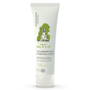 Mádara Baby & Kids Cloudberry & Oat Hydrating Lotion 100ml