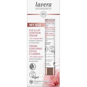 Lavera My Age Eye & Lip Contour Cream 15ml