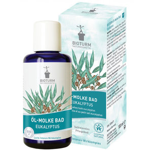 Bioturm Olie-Wei Bad Eucalyptus 100ml