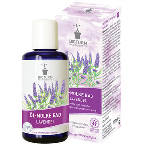 Bioturm Olie-Wei Bad Lavendel 100ml