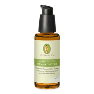 Primavera Aromapflege Adem-Actief-Olie Bio 50ml