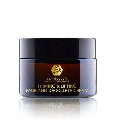 Schüssler Natur Cosmedics Age Protection Firming & Lifting Face And Décolleté Cream 50ml
