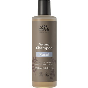 Urtekram Rasul Shampoo Volume 250ml of 500ml