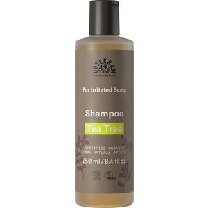 Urtekram Tea Tree Shampoo Irritated Scalp 250ml of 500ml