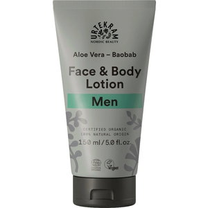 Urtekram Men Face & Body Lotion 150ml