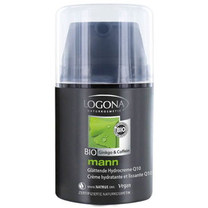 Logona Mann Verzorgende Hydrocrème Q10 50ml