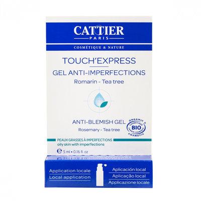 Cattier Anti-Onzuiverheden Gel Touch'Express 5ml