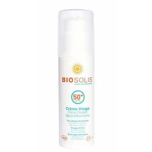 Biosolis Face Cream SPF50+ 50ml