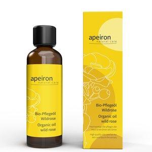 Apeiron Biologische Verzorgingsolie Wilde Roos 75ml