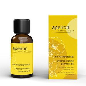Apeiron Biologische Teunisbloemolie 30ml