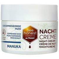Bee Honest Nachtcrème Manuka 50ml