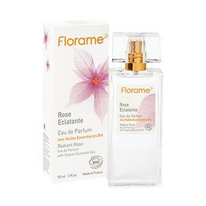 Florame Eau de Parfum Rose Eclatante 50ml