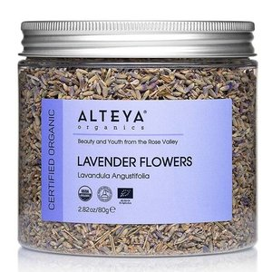Alteya Organics Organic Lavender Flowers 80g