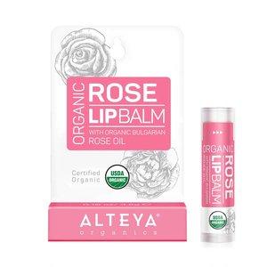Alteya Organics Organic Rose Lip Balm 4.5g