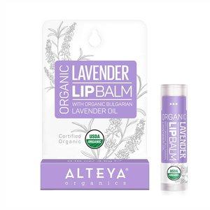 Alteya Organics Organic Lavender Lip Balm 4.5g
