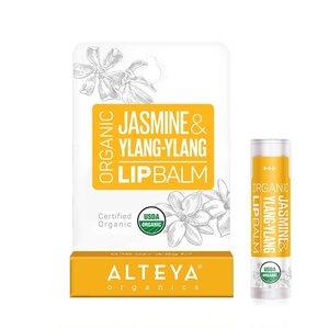 Alteya Organics Organic Jasmine & Ylang-Ylang Lip Balm4.5g