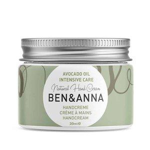 BEN&ANNA Hand Cream Intensive Care 30ml