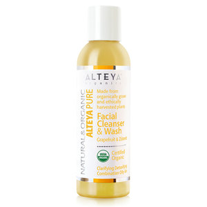 Alteya Organics Facial Cleanser & Wash Grapefruit & Zdravetz 150ml