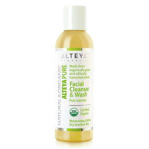 Alteya Organics Facial Cleanser & Wash Pure Jasmine 150ml