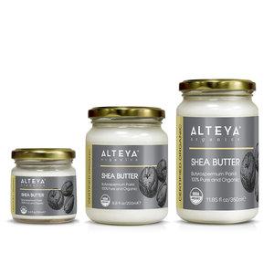Alteya Organics Biologische Shea Butter 100ml / 200ml / 350ml