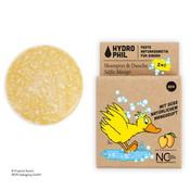 Hydrophil Vaste 2in1 Shampoo & Douchegel voor Kinderen Zoete Mango 60g