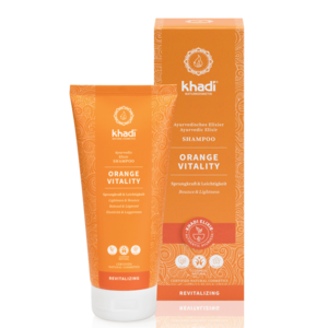 Khadi Orange Vitality Shampoo 200ml