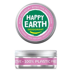 Happy Earth Pure Deo Balm Lavender 45g