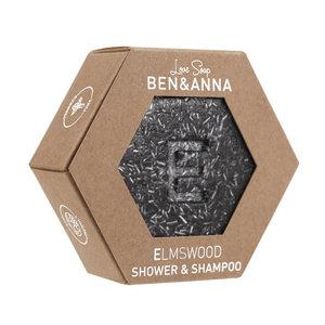 BEN&ANNA Love Soap Elm Wood Shower & Shampoo 60g