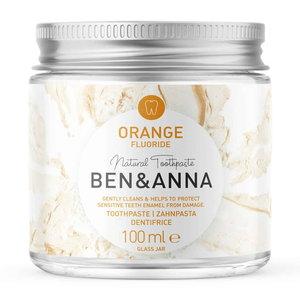 BEN&ANNA Toothpaste Orange with Fluoride 100ml