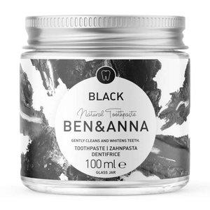 BEN&ANNA Toothpaste Black 100ml