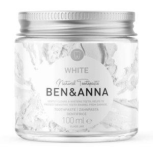BEN&ANNA Toothpaste White 100ml