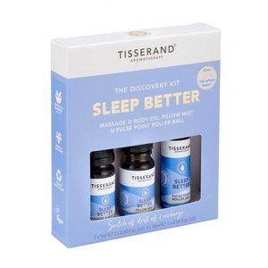Tisserand Sleep Better Discovery Kit